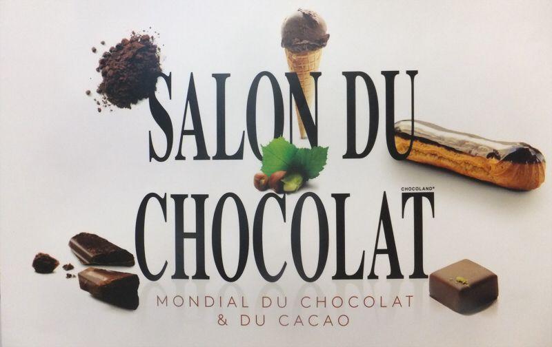 サロン・デュ・ショコラとは?