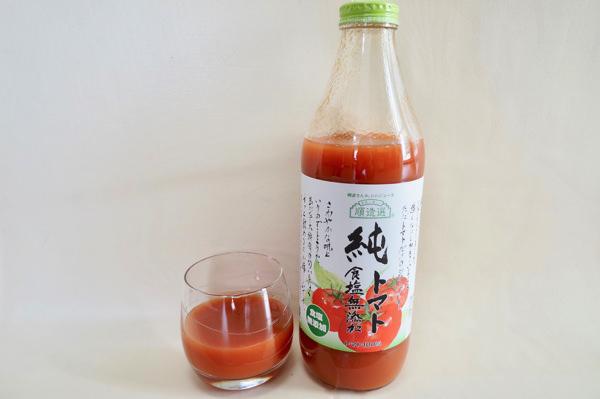 食塩無添加トマトジュース(順造選)