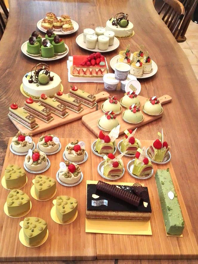 14種類のピスタチオスイーツを食べてみた感想とランキング