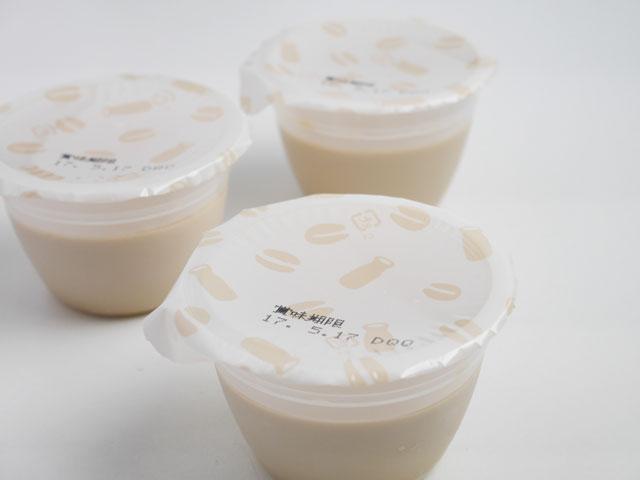 オハヨー乳業 ひんやりおいしいコーヒーミルクプリン