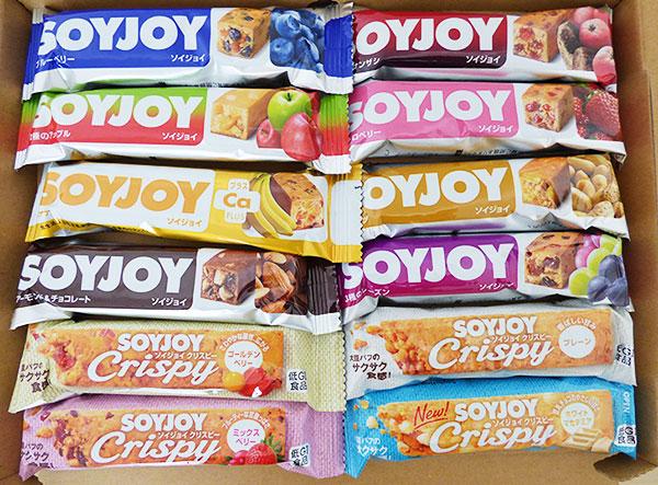 SOYJOY(ソイジョイ)12種類食べ比べ