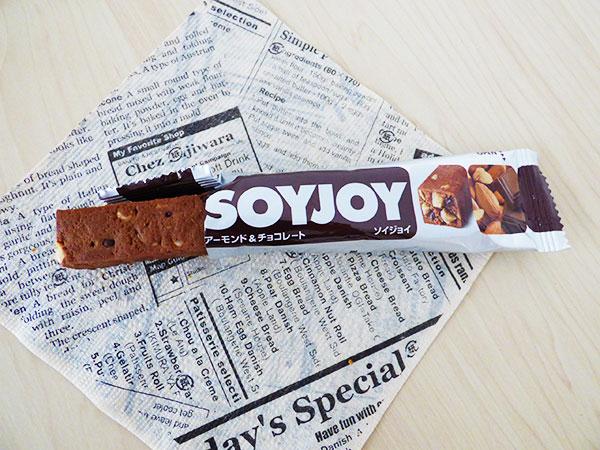 SOYJOYアーモンド&チョコレート
