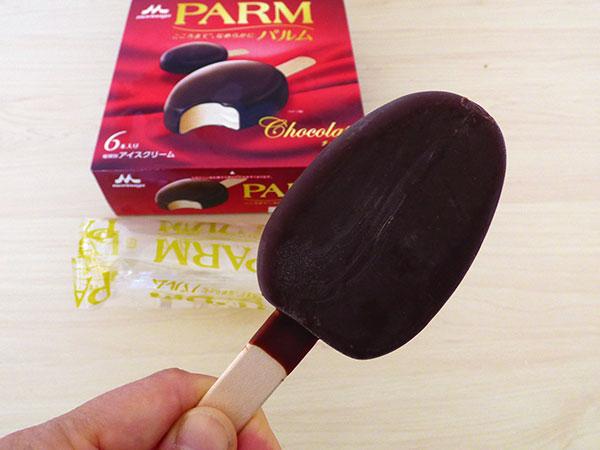 1位 パルム チョコレート