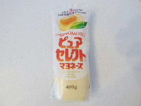 味の素 ピュアセレクトマヨネーズ