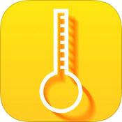 スケスケ温度計