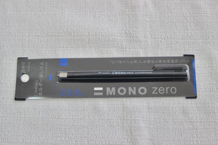 モノゼロ モノゼロ メタル角型ブラック・EH-KUS11(トンボ鉛筆)メタル角型ブラック(トンボ鉛筆)