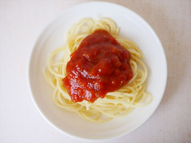 カゴメ国産野菜で作ったミートソース