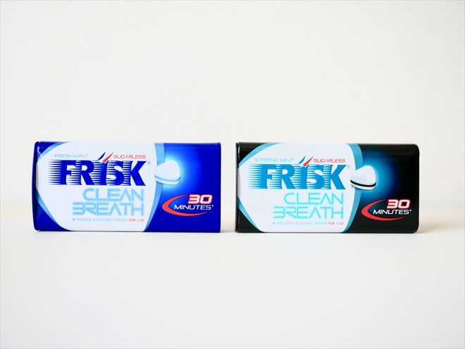 フリスククリーンブレス2種類