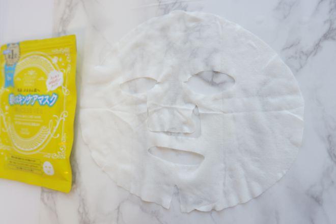 モーニングスキンケアマスク
