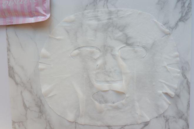 クオリティファーストオールインワンマスク形状