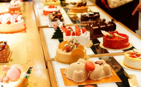 都内で買える高級クリスマスケーキ比較