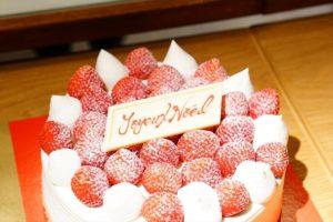 パティスリーSATSUK スーパークリスマスショートケーキ