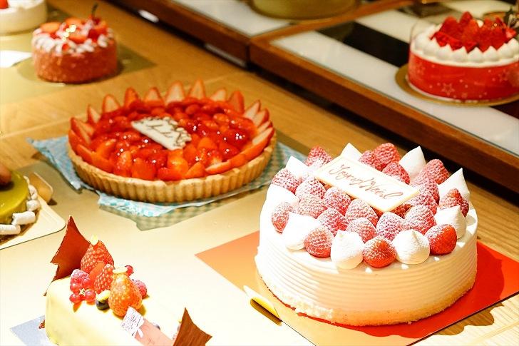 都内で買える高級クリスマスケーキ比較・食べ比べ まとめ