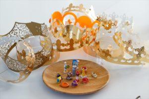 王冠とフェーヴ