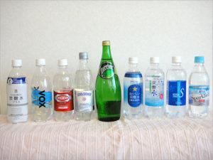 炭酸水おすすめランキング!徹底比較!