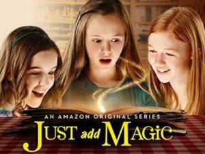 Amazonプライムビデオ・魔法のレシピ