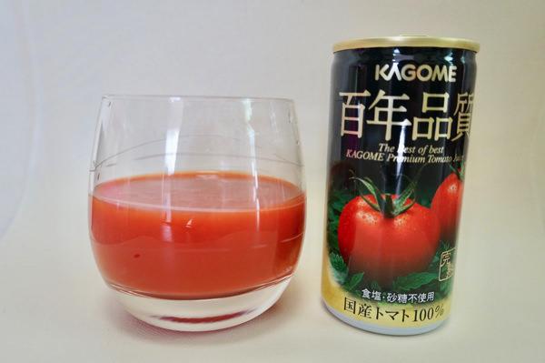 食塩無添加トマトジュース(カゴメ)