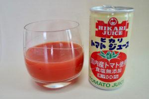 食塩無添加トマトジュース(ヒカリジュース)