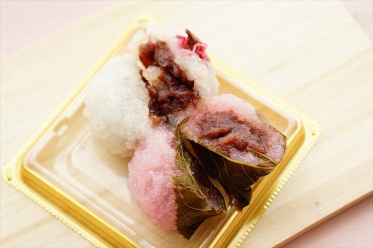 イオン桜餅(株式会社明日香)二色道明寺