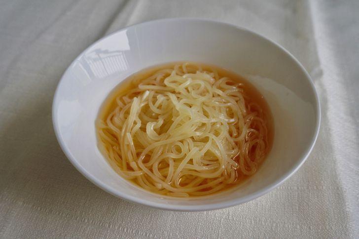 無印良品の麺類(盛岡冷麺)