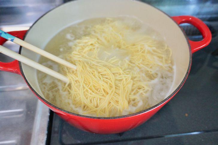 無印良品の麺類(作り方)