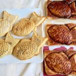 【銀のあんのたい焼きを比較】あずき・クロワッサンほか・7種類を食べ比べた