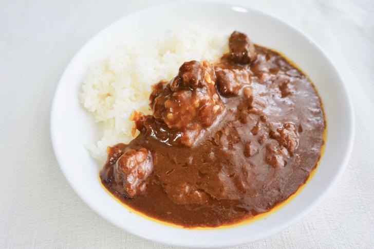 高級カレー(神戸牛カレー)