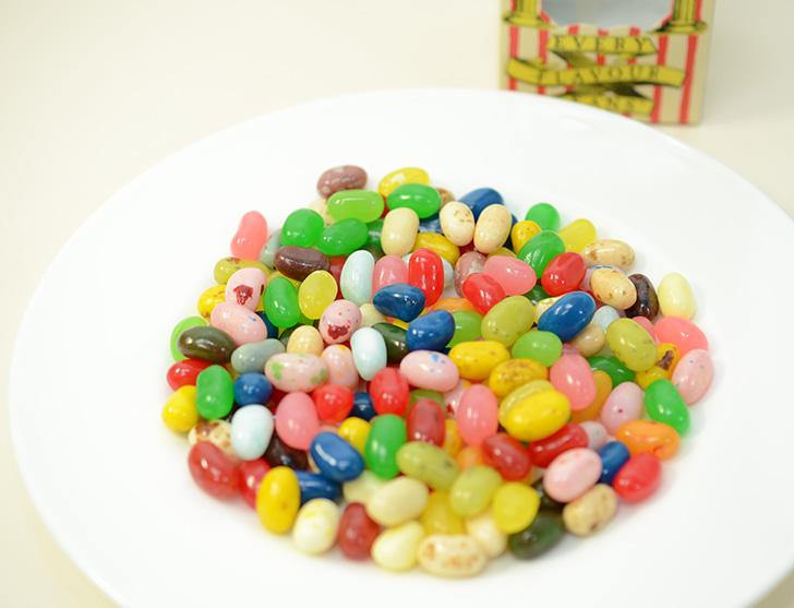 ゲロ味や鼻くそ味のおみやげ?USJ「百味ビーンズ」の食べ比べ!一番まずい味は?