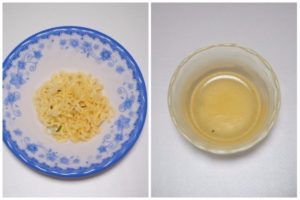 台湾カップ麵來一客