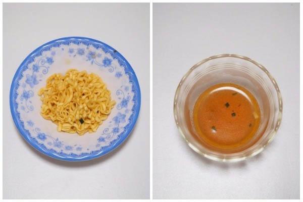 阿Q桶麵 雞汁排骨風味