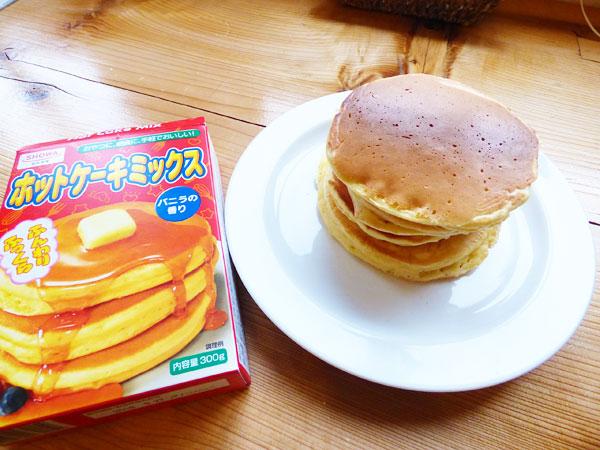 ホットケーキミックス(昭和)