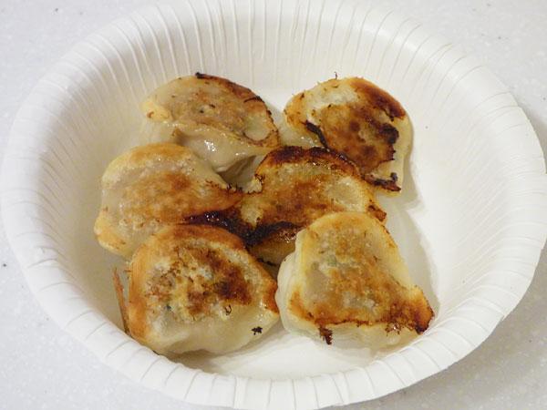 coop お肉が美味しい焼き餃子