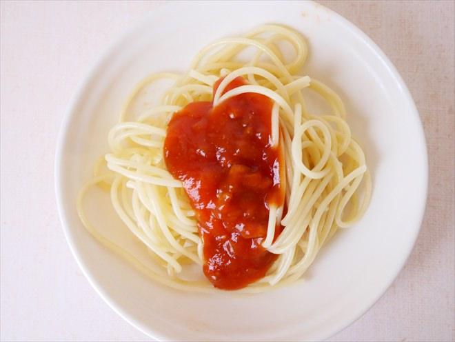 マ・マーパスタキッチンミートソース