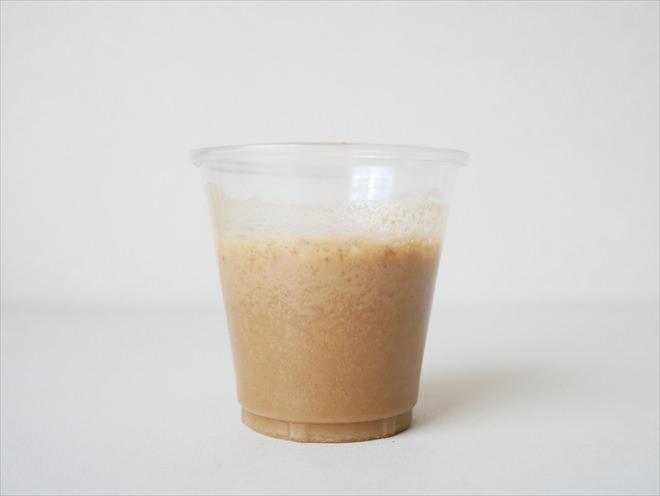 美容液ダイエットシェイクのカフェラテ味