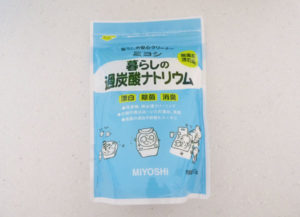 ミヨシ石鹸暮らしの過炭酸ナトリウム