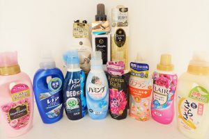 【柔軟剤のおすすめランキング】香りやふわふわ度で比較!