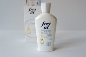 フレイオイルのボトル