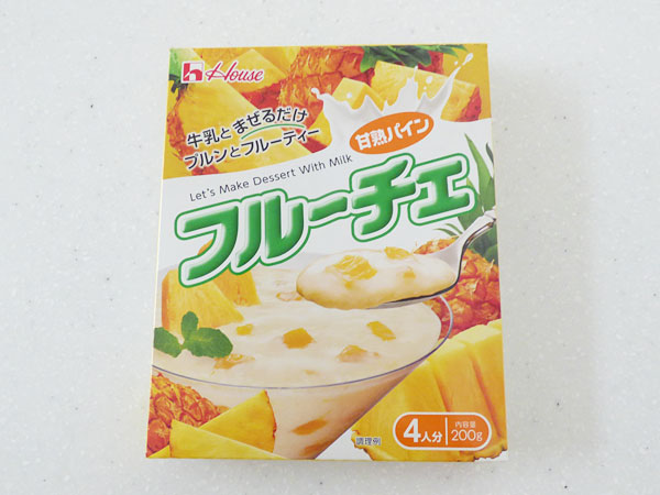 フルーチェ <甘熟パイン>