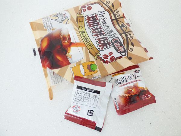 下仁田物産 マイスイーツ蒟蒻ゼリー コーヒー味