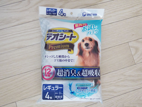ユニ・チャーム ペット デオシート Premiumプレミアム