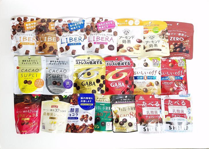 スタンドチョコレート