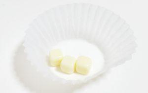 低糖質ショコラホワイトチョコレート
