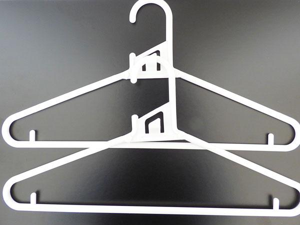 サワフジ 洗濯にも収納にも使えるハンガー クイックハンガー