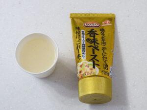 CookDo 鶏ガラ、葱油、こがしにんにく油の香味ペースト