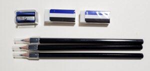 マークシート用鉛筆トンボ鉛筆セット文字なし開封