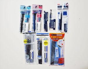 マークシート用鉛筆&シャープペンセットおすすめ比較