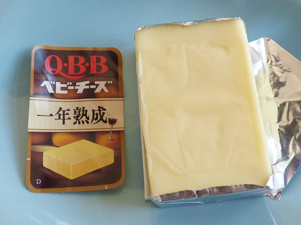 QBB 期間限定ベビーチーズ ワインに合うベビーチーズ 一年熟成