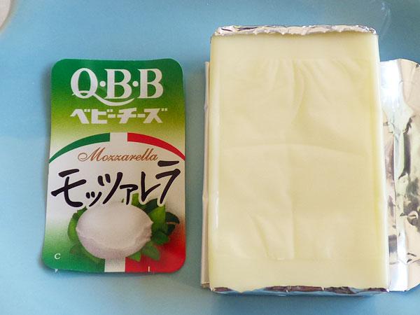 QBB モッツァレラベビーチーズ