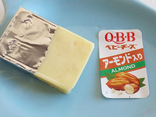 QBB アーモンド入りベビー