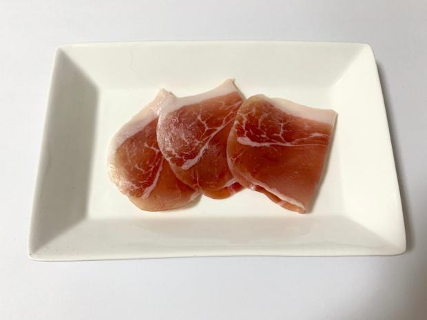 フランス産ロレーヌ岩塩使用燻製もも生ハム